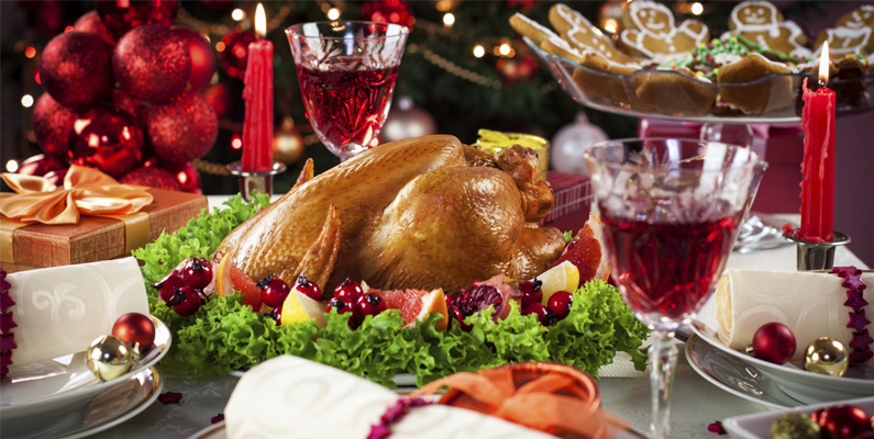 Christmas Lunch and Dinner Wine Pairing