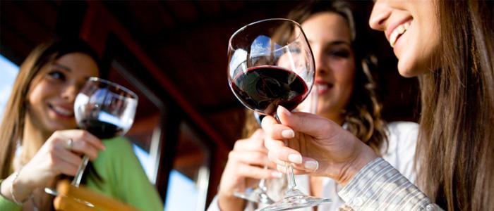La Vierge Wine Tasting