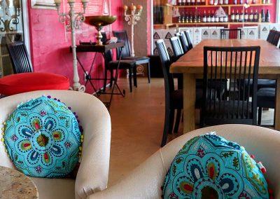 Wine Tasting Lounge