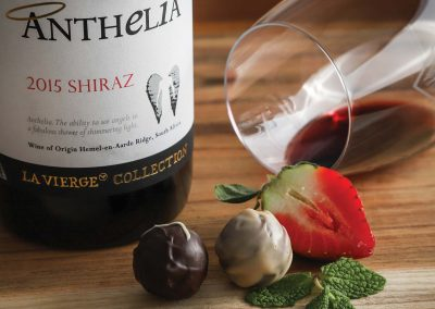 La Vierge -2015 Shiraz Red Wine