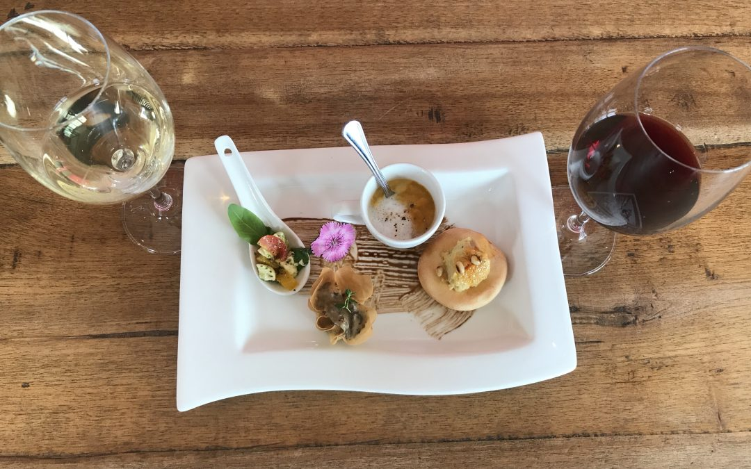 Winter at La Vierge has never tasted this good!