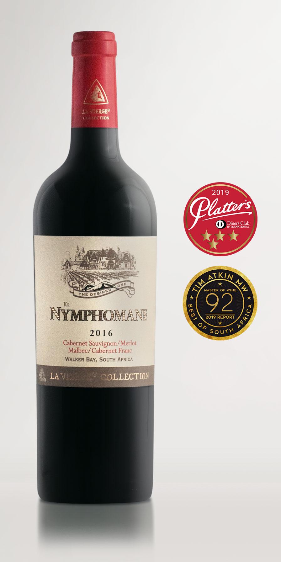 Nymphomane-awards